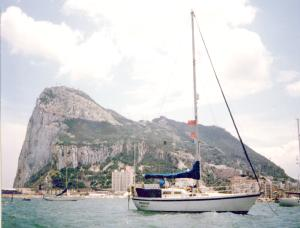 Promise at the Rock of Gibraltar